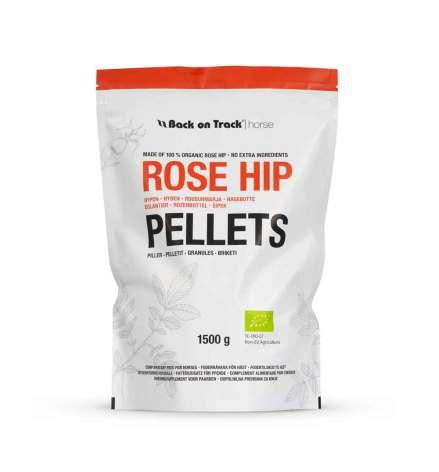 Back On Track Rose Hip Pellets