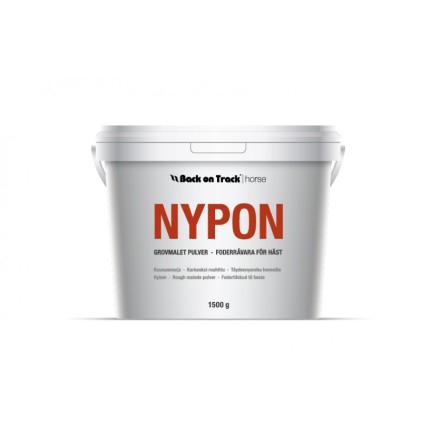 Back On Track Nyponpulver Nypon Chilon i burk Häst